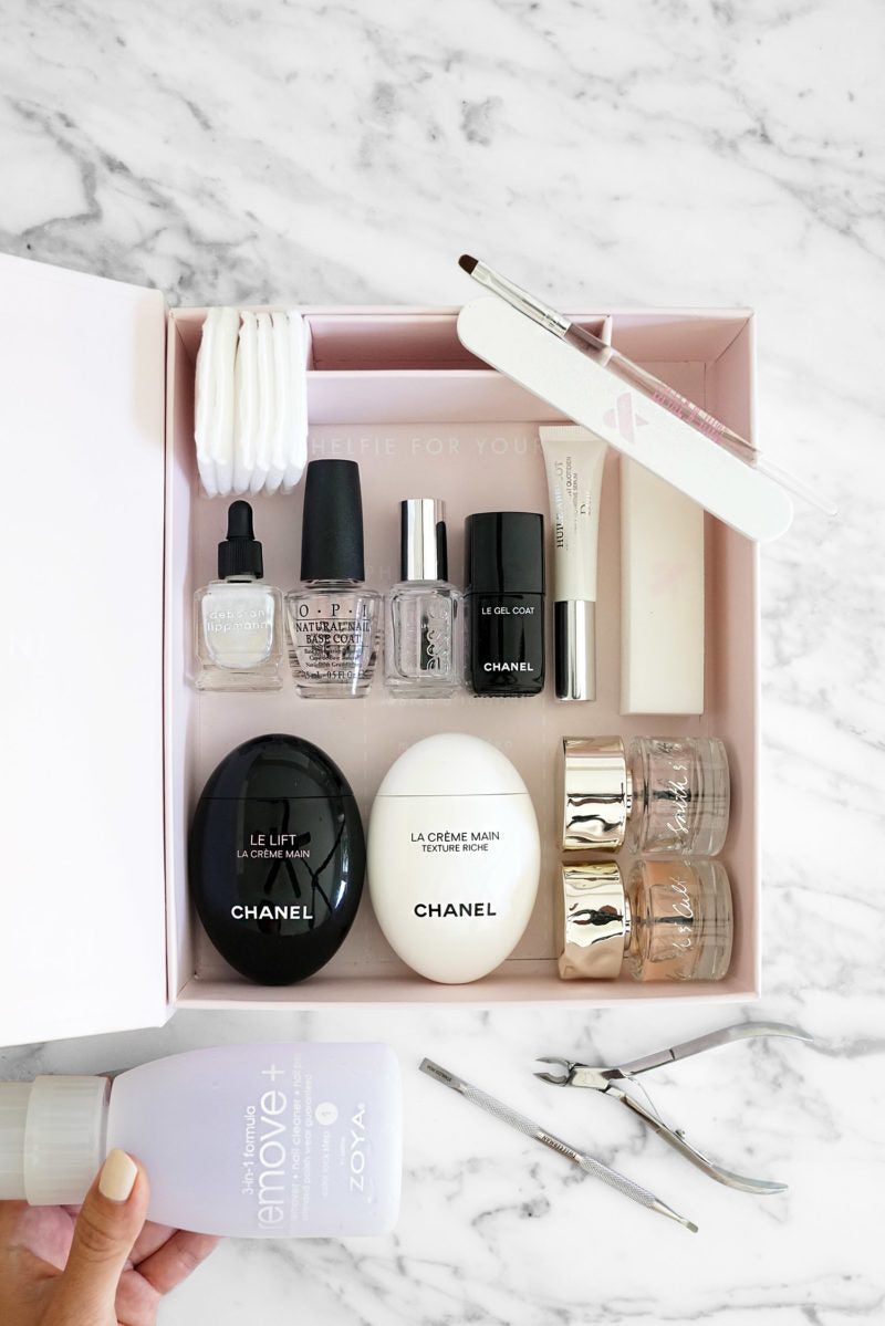 Hand + Nail Care Routine Tips and Favorites