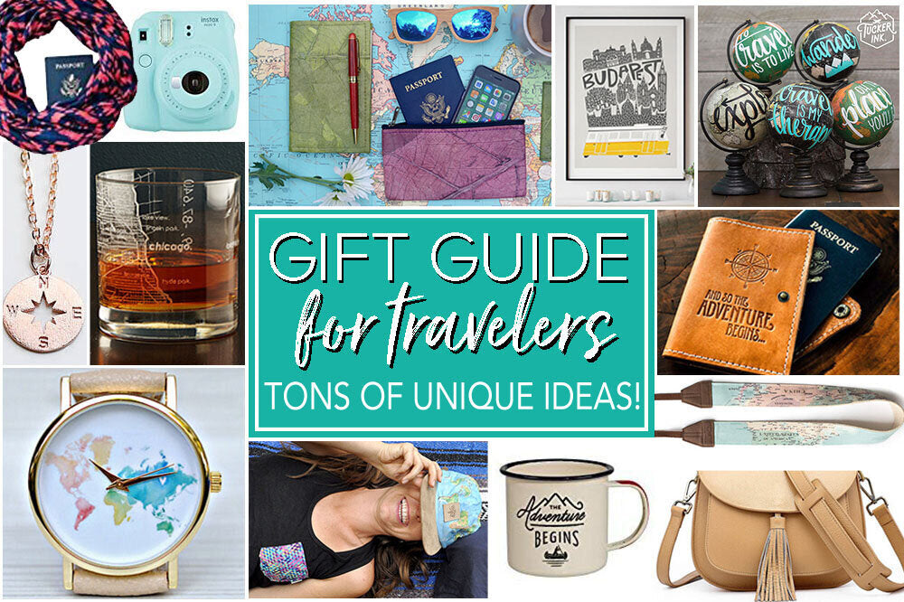 75+ Unique Travel Gifts to Give in 2020