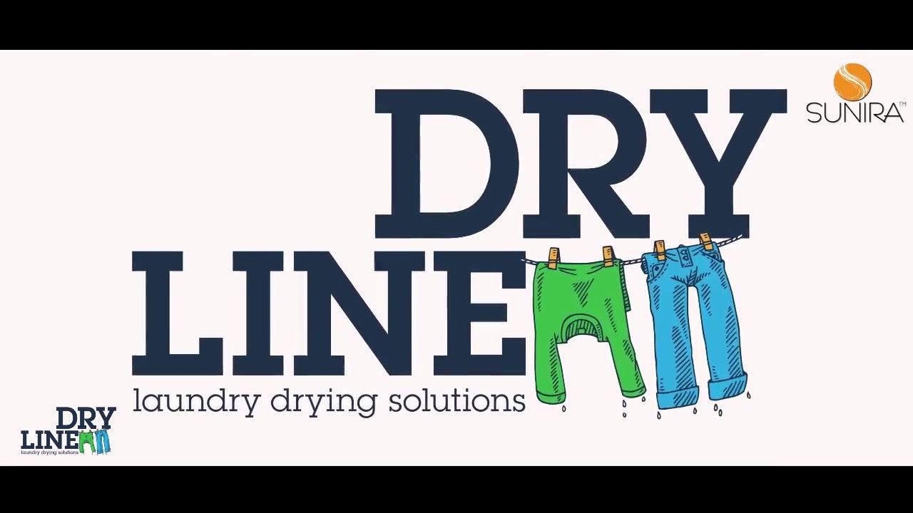 A smart & effective solution for drying laundry indoors
