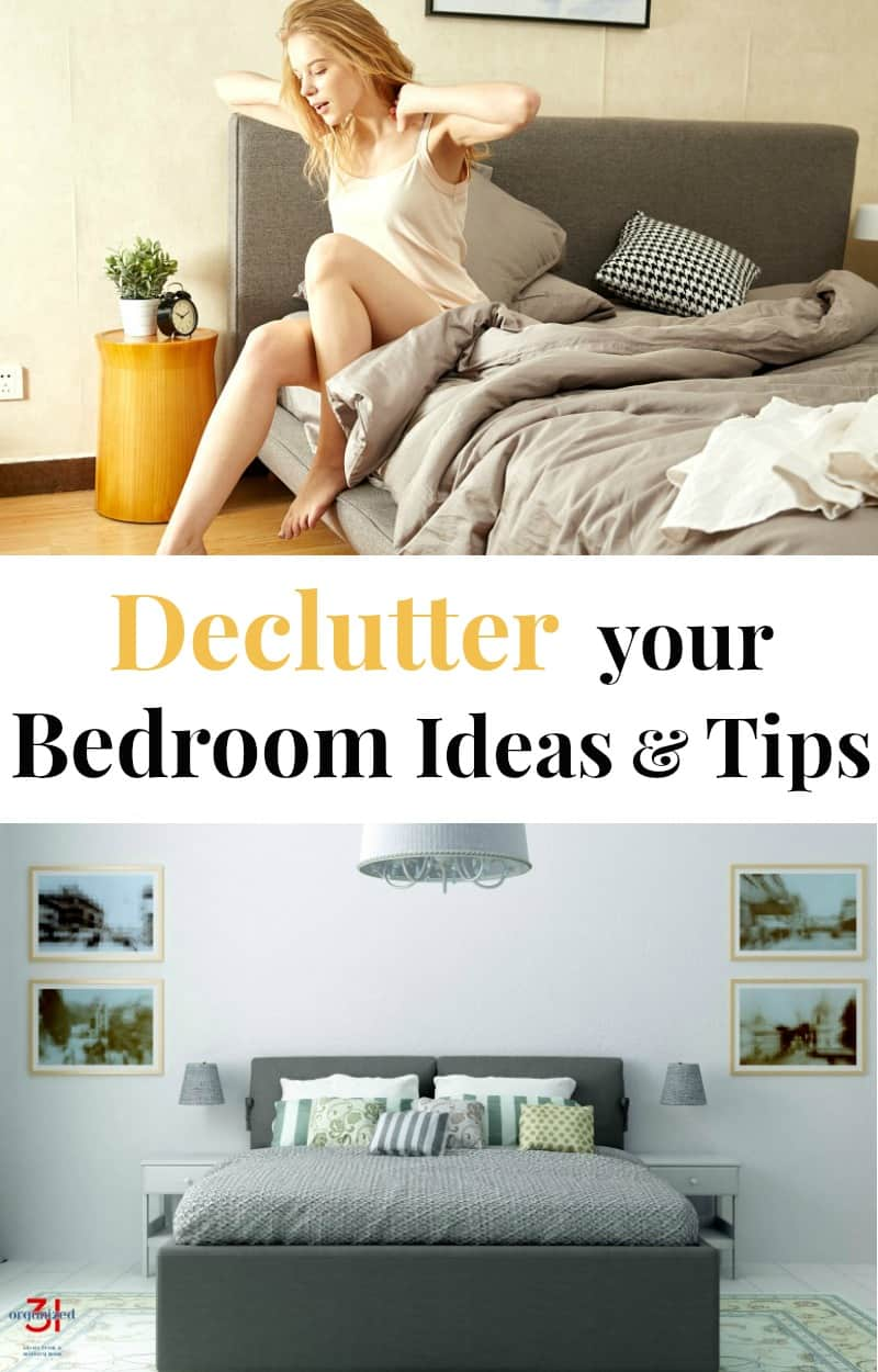 These decluttering bedroom ideas can turn chaos into a sanctuary that you actually enjoy