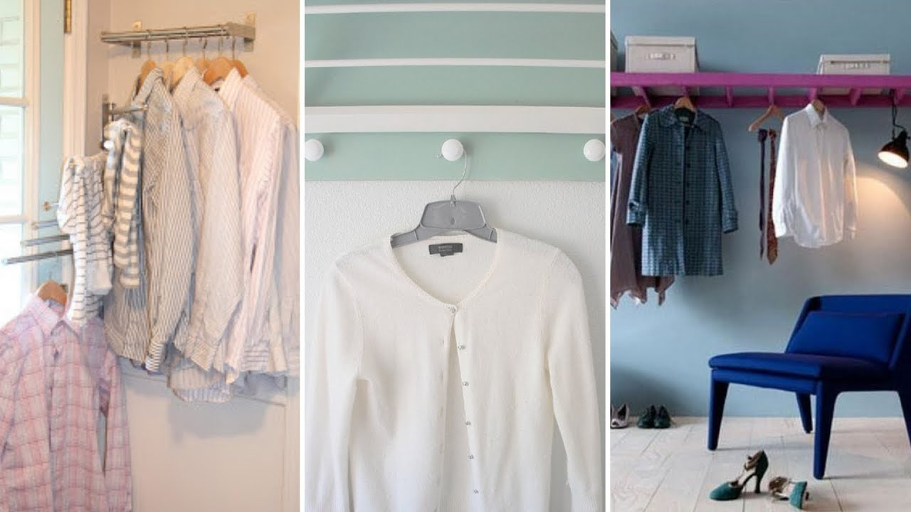 These info below was related to 10 Stunning Wall-Mounted Drying Rack for Limited Space video All Credit: ...