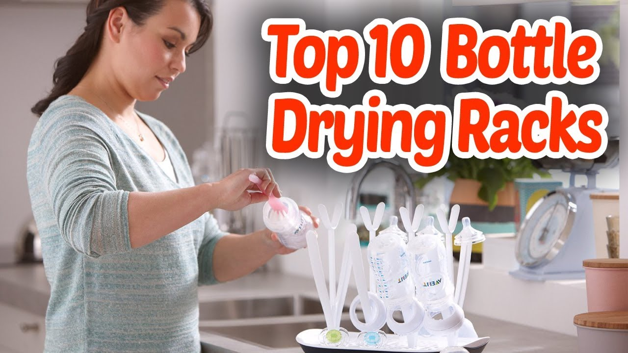 The Best Bottle Drying Racks 2018 10