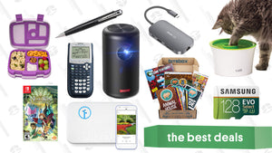 Friday's Best Deals: Bitsbox, Ni no Kuni, Space Pen, Giant TV, and More