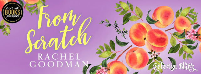 RELEASE BLITZ - From Scratch #Giveaway