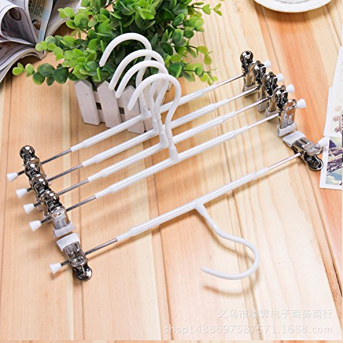 fdgfh yijia 10pcs, Trousers Trousers Baptist Trousers Rack Seamless Trousers Skirt Racks Trousers Hangers, trousers rack