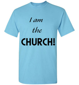 I am the church!