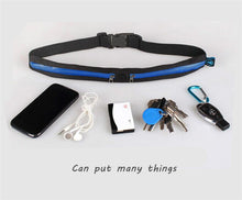 Load image into Gallery viewer, Premium Expandable Athletic Belt Bag for Your Active Workout