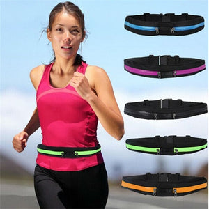 Premium Expandable Athletic Belt Bag for Your Active Workout