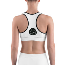Load image into Gallery viewer, CM Glam Signature Sports Bra