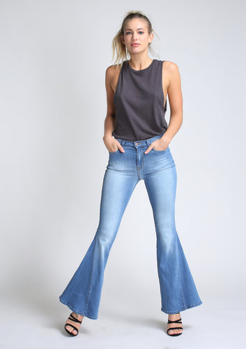 High Tide Flare Jeans