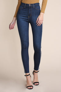 Sparky Side Stripes Jeans