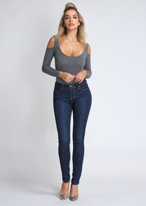 All-day-long Skinny Jeans