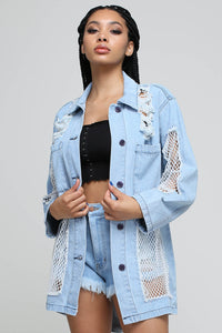Miley Denim Jacket