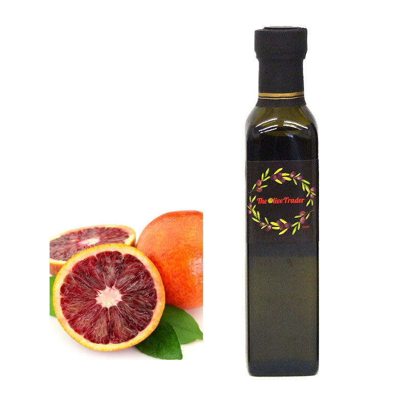Blood Orange Flavored EVOO