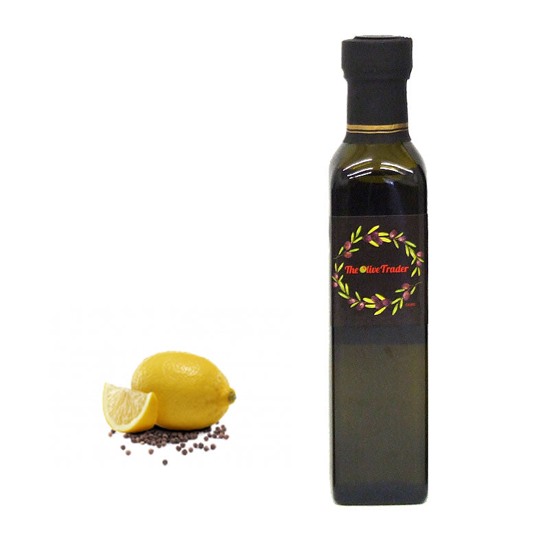 Lemon Pepper Infused Olive Oil