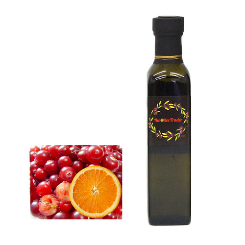 Cranberry Orange White Balsamic Vinegar