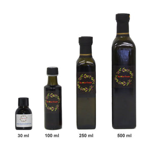 Black Walnut Dark Balsamic Vinegar