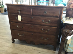 Ethan Allen five drawer chest