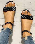 Betty™ - Polka Dot Sweet Sandalen