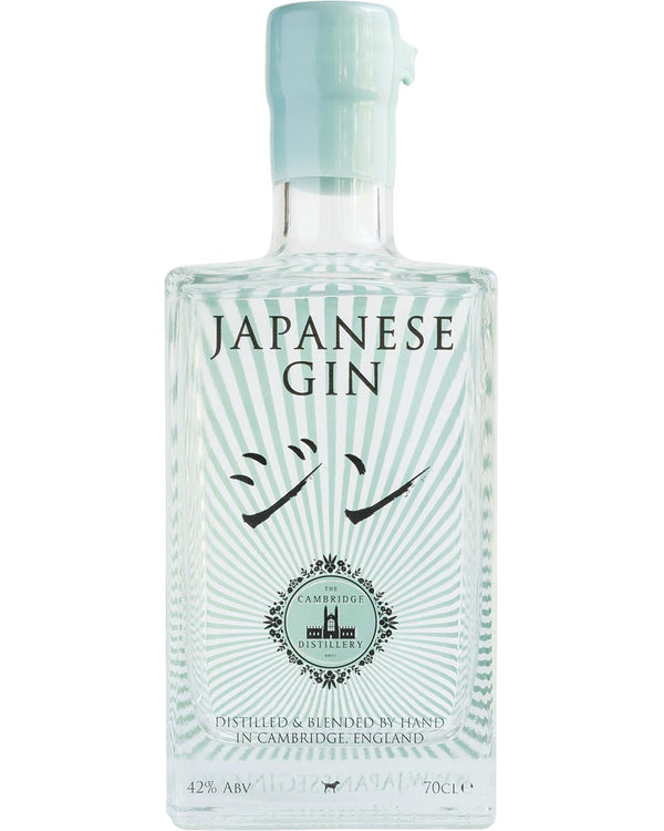 Japanese Style Gin - Cambridge Distillery (0,70l)