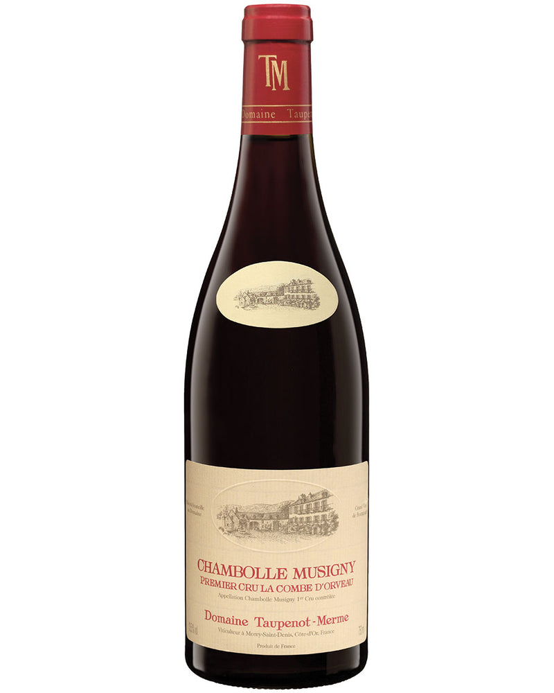 "Chambolle-Musigny 1er Cru ""Combe d'Orveau"" Domaine Taupenot-Merme"