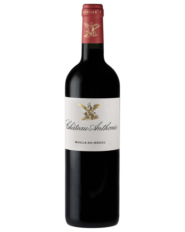 Moulis-ed-Medoc 2012 - Chateau Anthonic (0,75l)