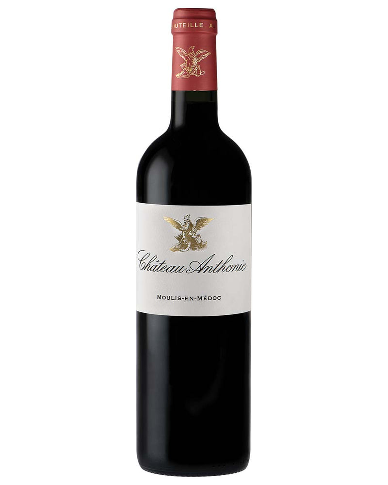 Moulis-ed-Medoc 2016 - Chateau Anthonic (0,75l)