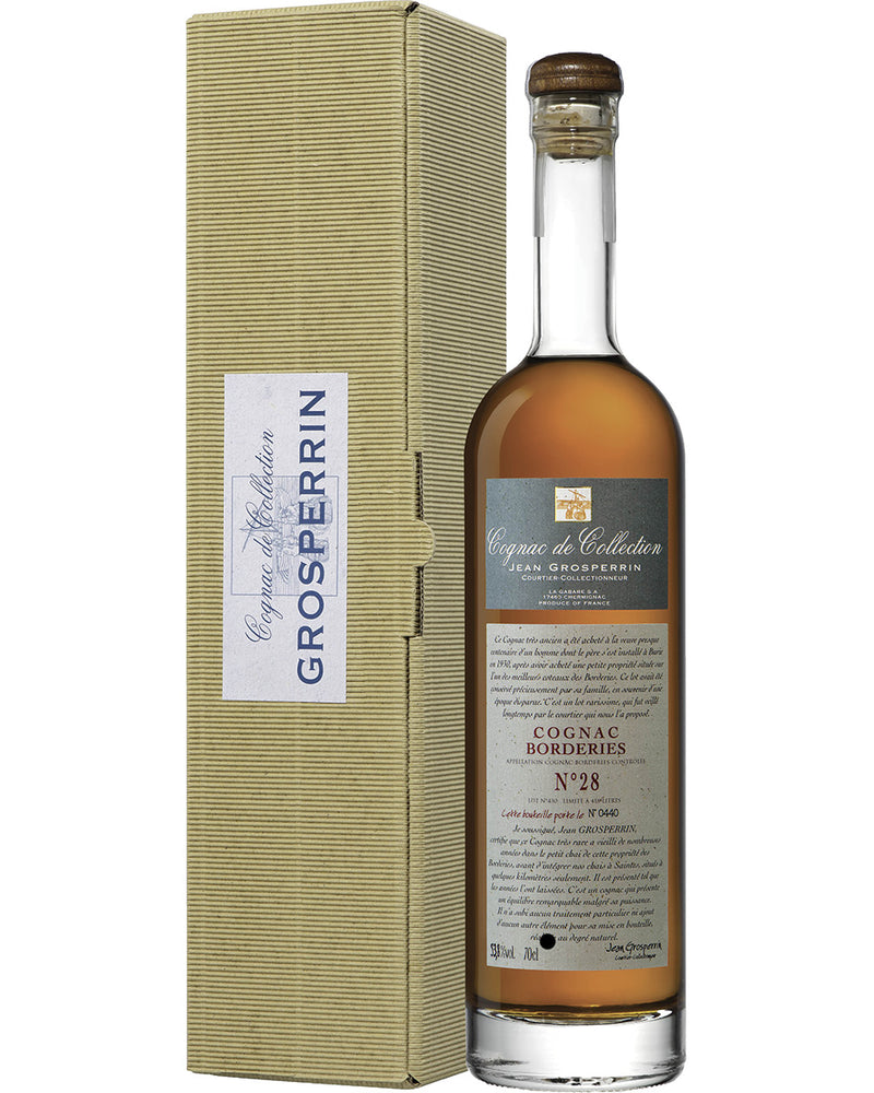 Grosperrin Cognac Borderies n.28