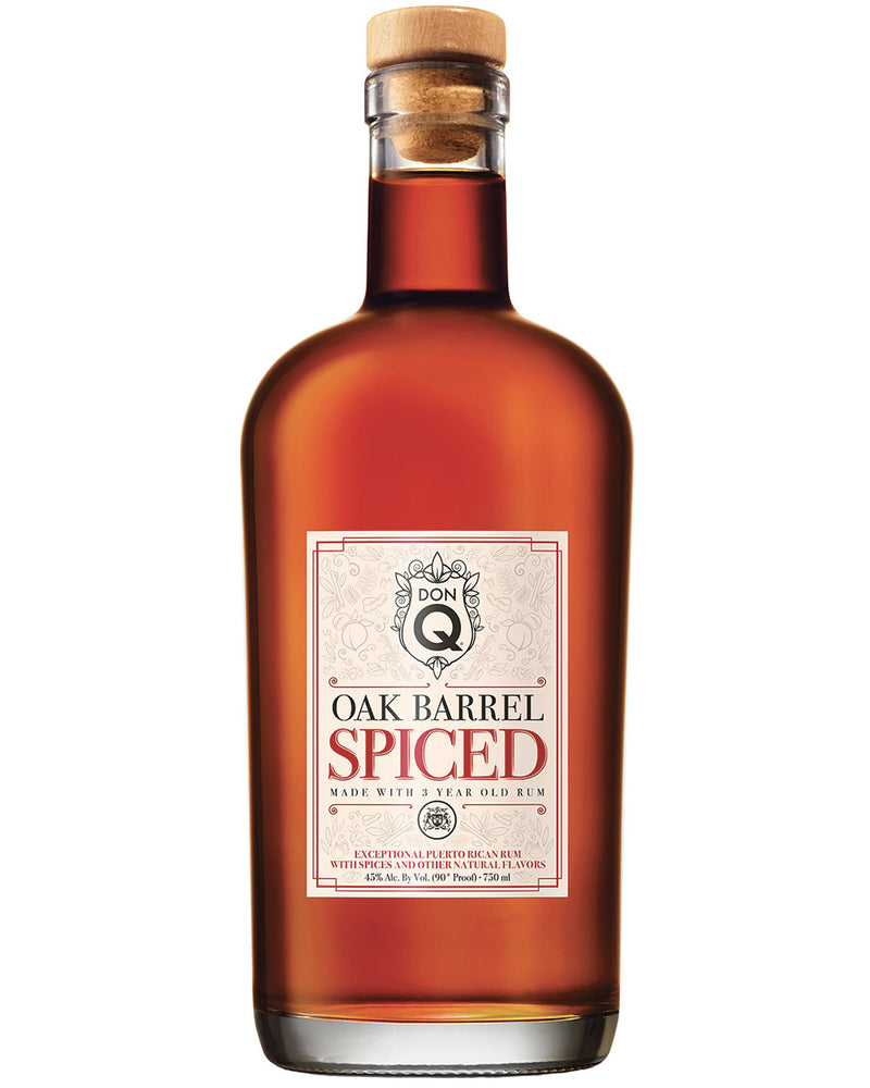 Oak Barrel Spiced Rum by DonQ