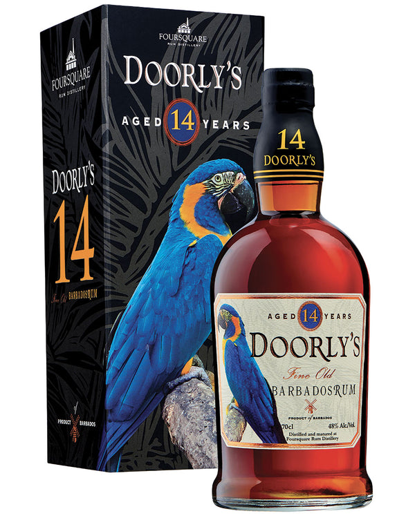 Doorly's 14 anni Barbados Rum - Foursquare Distillery (0,70cl)