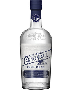 Edinburgh Cannonball Navy Strenght Gin
