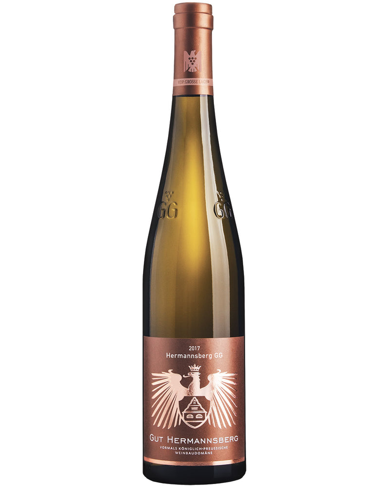 Riesling Grand Cru Hermannsberg 2017 Nahe - Gut Hermannsberg (0,75l)