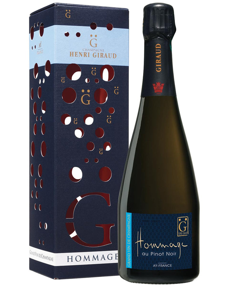 Hommage au Pinot Noir with Gift Box