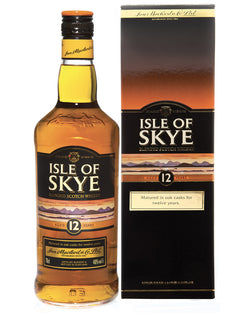 Isle of Skye 12 anni Blended Scotch Whisky
