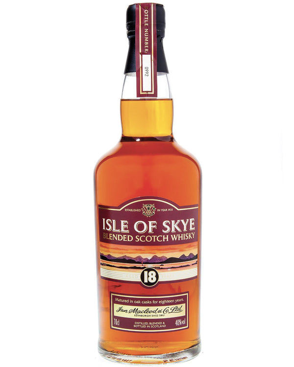 Isle of Skye 18 anni Blended Scotch Whisky