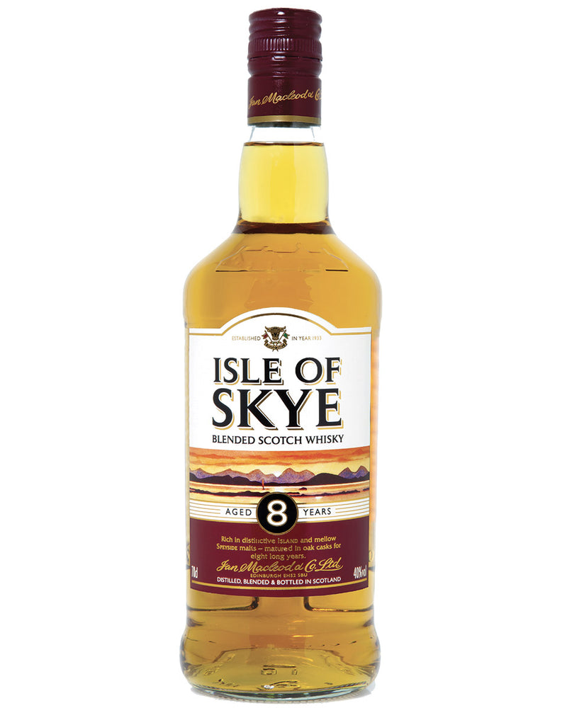 Isle of Skye 8 anni Blended Scotch Whisky