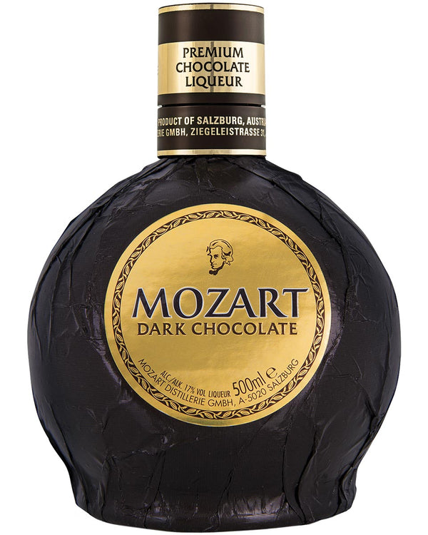 Mozart Dark Chocolate Liqueur (0,50l)