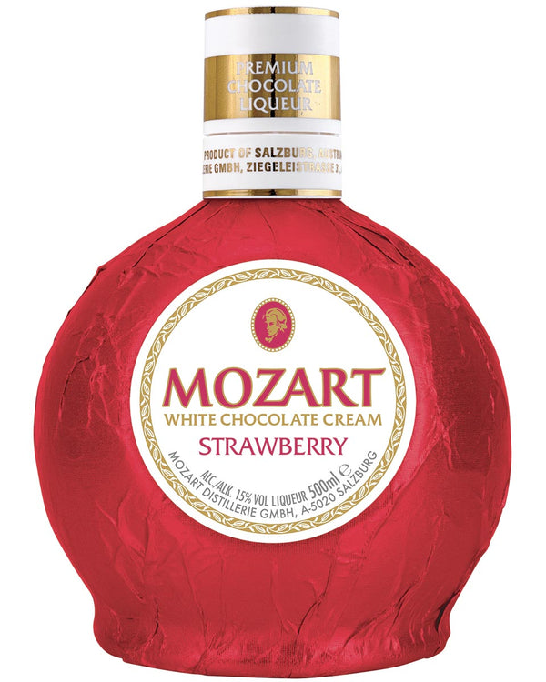 Mozart Strawberry Chocolate Cream (0,50l)