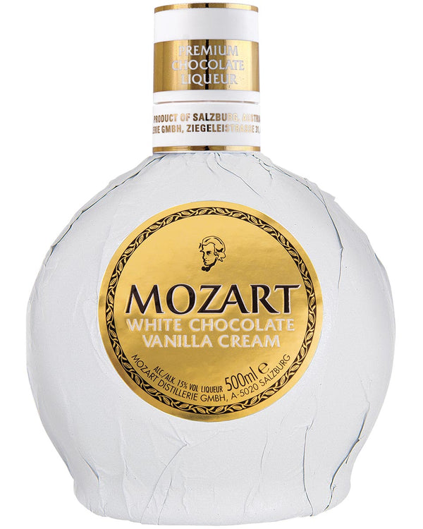 Mozart White Chocolate Cream