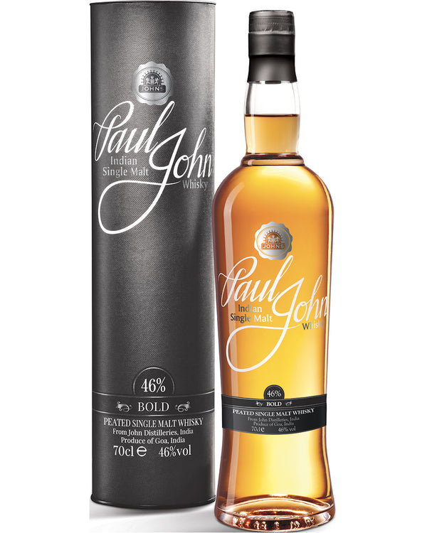 Paul John Bold Single Malt Indian Whisky