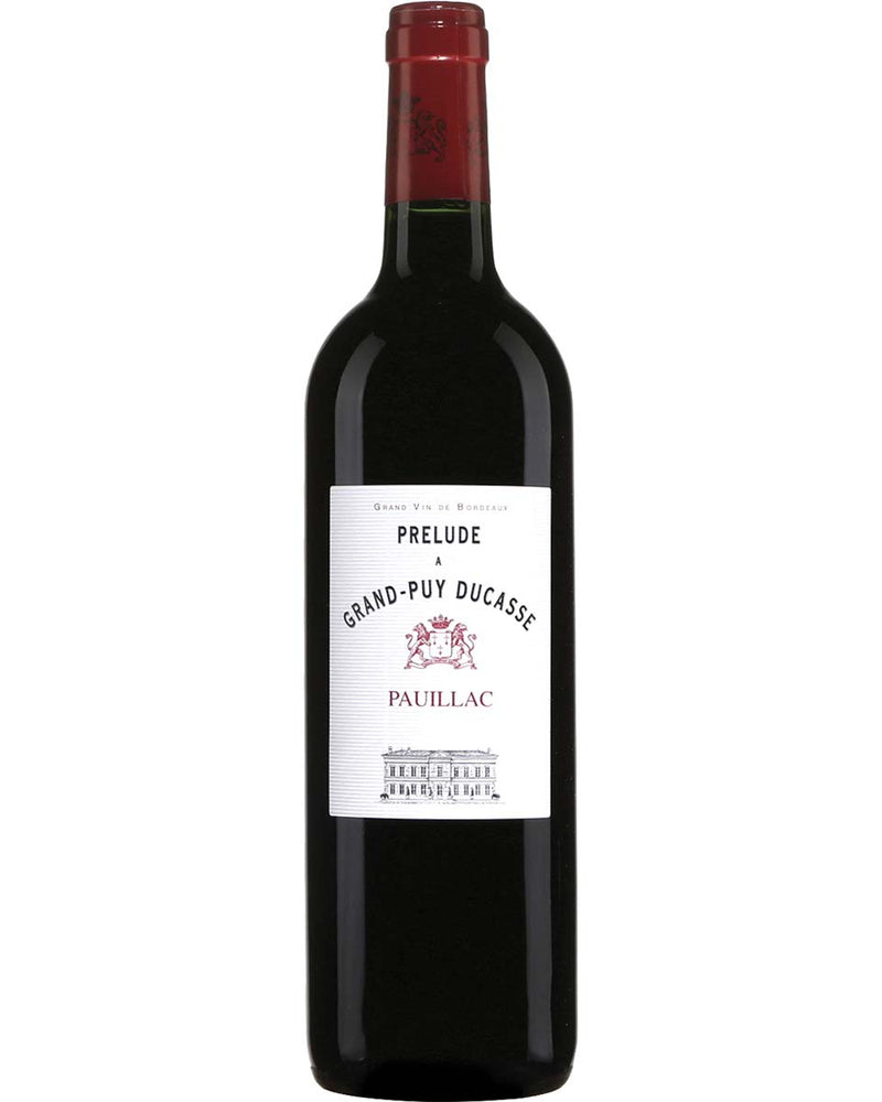 "Pauillac ""Prelude a Grand Puy Ducasse"" 2016 - Chateau Grand Puy Ducasse (0,75l)"