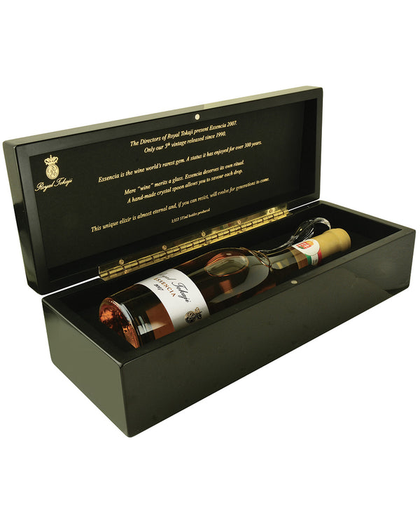 Royal Tokaji Essencia nel suo Gift Box