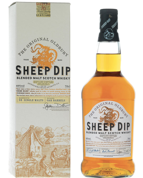 Sheep Dip Malt Scotch Whisky