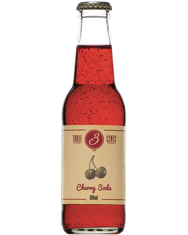 Three Cents Cherry Soda