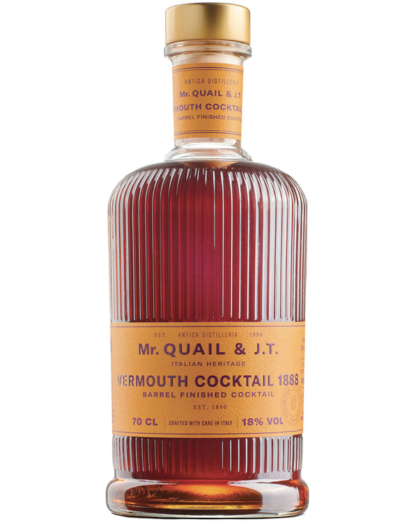 Vermouth Cocktail by Mr. Quail & J.T.