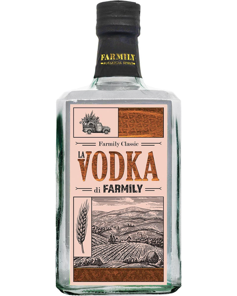 Vodka  Farmily (0,70l)