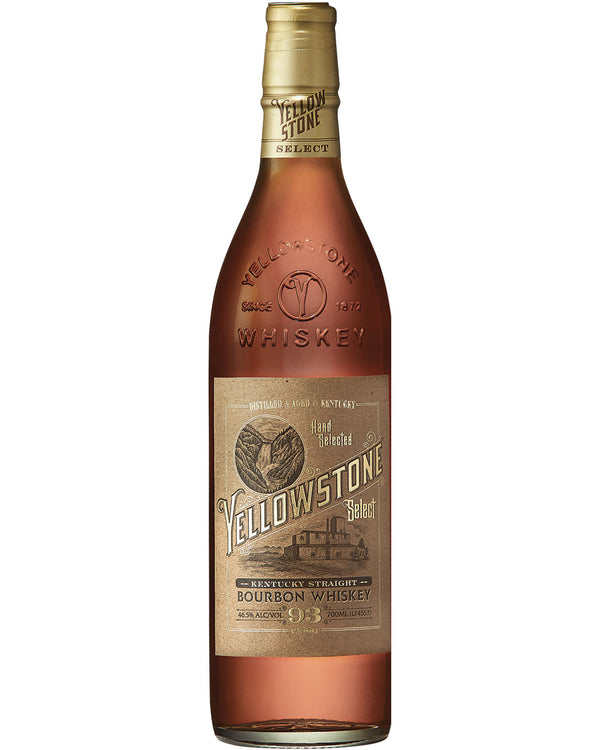 Yellowstone Kentucky Streight Bourbon - Limestone Distillery (0,70l)