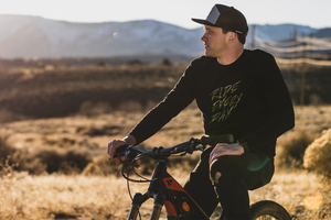 Men's Ride Every Day Long-Sleeve Tee