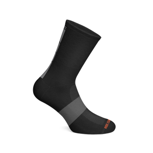 Men's Happy Hour Socks - Wool Mid-Crew