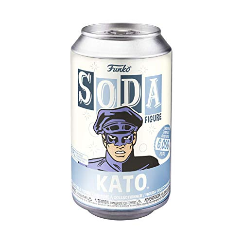 Funko 45966 Vinyl Soda: Green Hornet - Kato w/Chase Collectible Toy, Multicolour